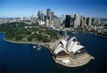 Нова Зеландия, Австралия и Сингапур